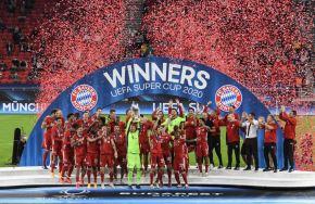 Bayern de Múnich gana 2-1 al Sevilla y conquista la Supercopa