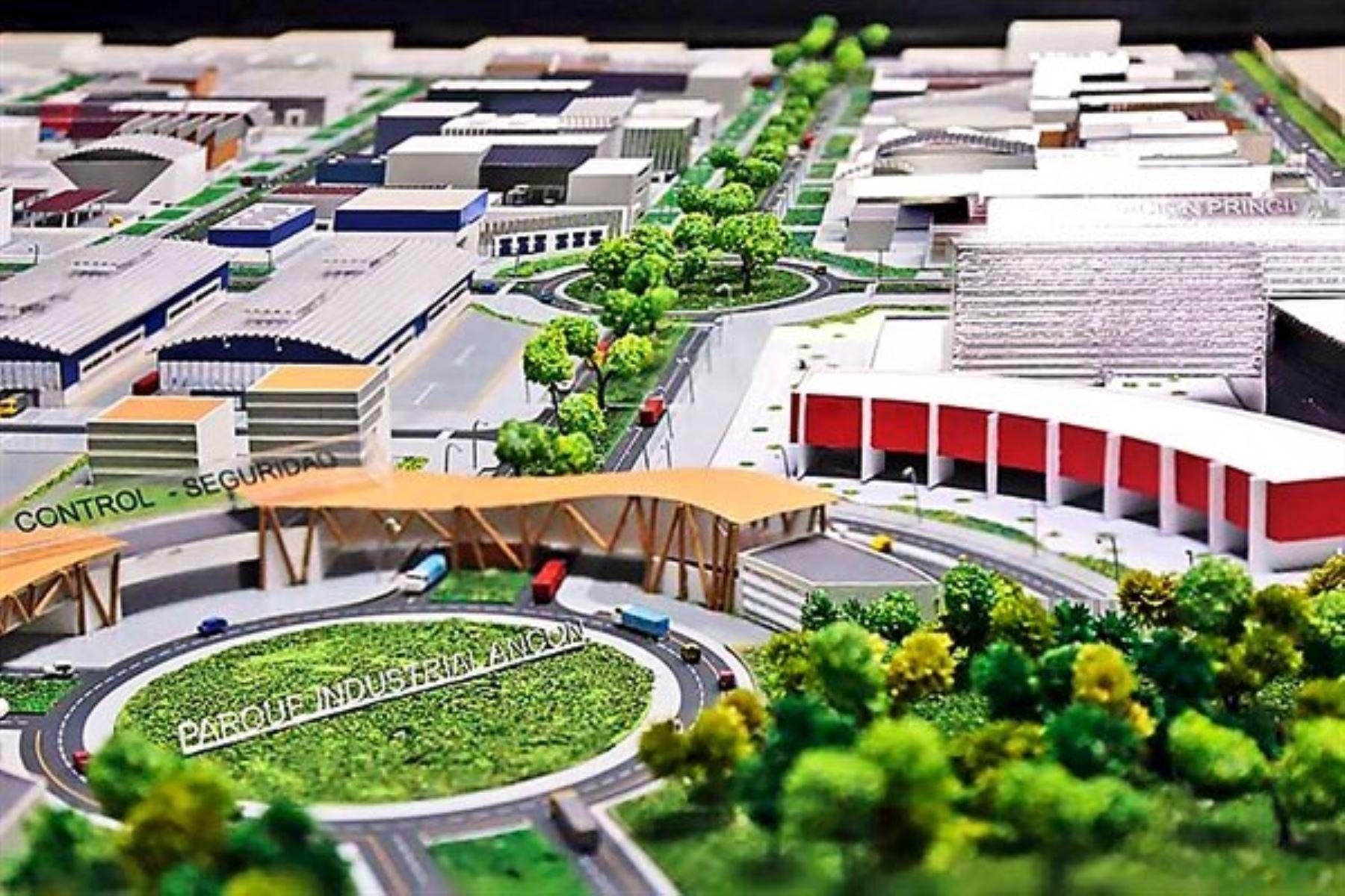 La futura Ciudad Bicentenario será ambientalmente responsable. Foto: ANDINA/Difusión.