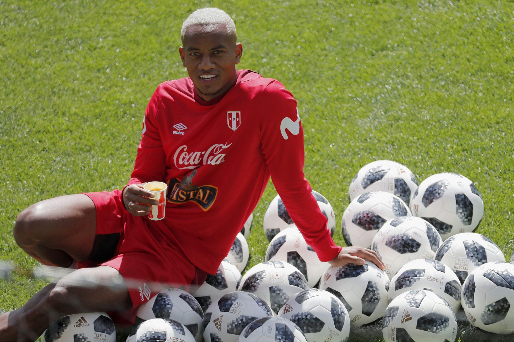 André Carrillo.Foto: EFE