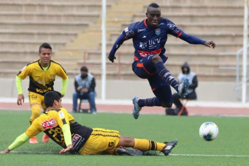 Club UCV y Cantolao igualan 1 a 1 por la fecha 14 del Torneo Apertura
