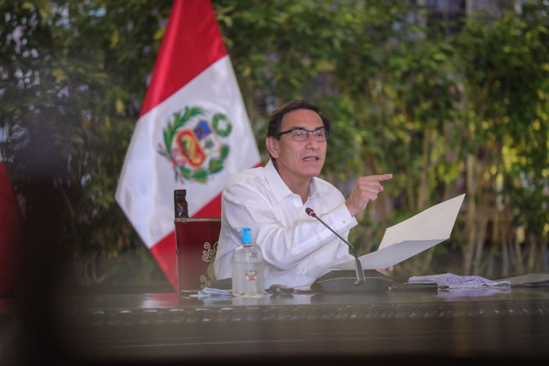 Presidente promulga ley de financiamiento de partidos políticos   Noticias