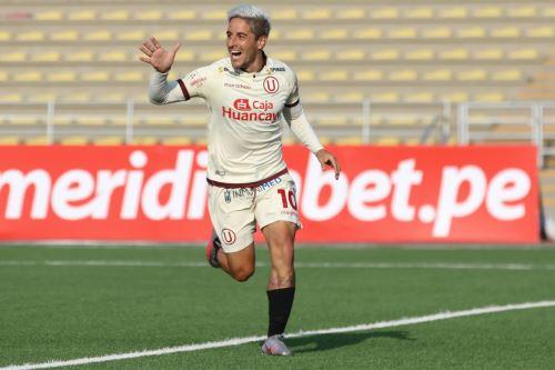 Liga 1: Universitario gana 2 a 0 al Atlético Grau por la fecha 14 del Torneo Apertura