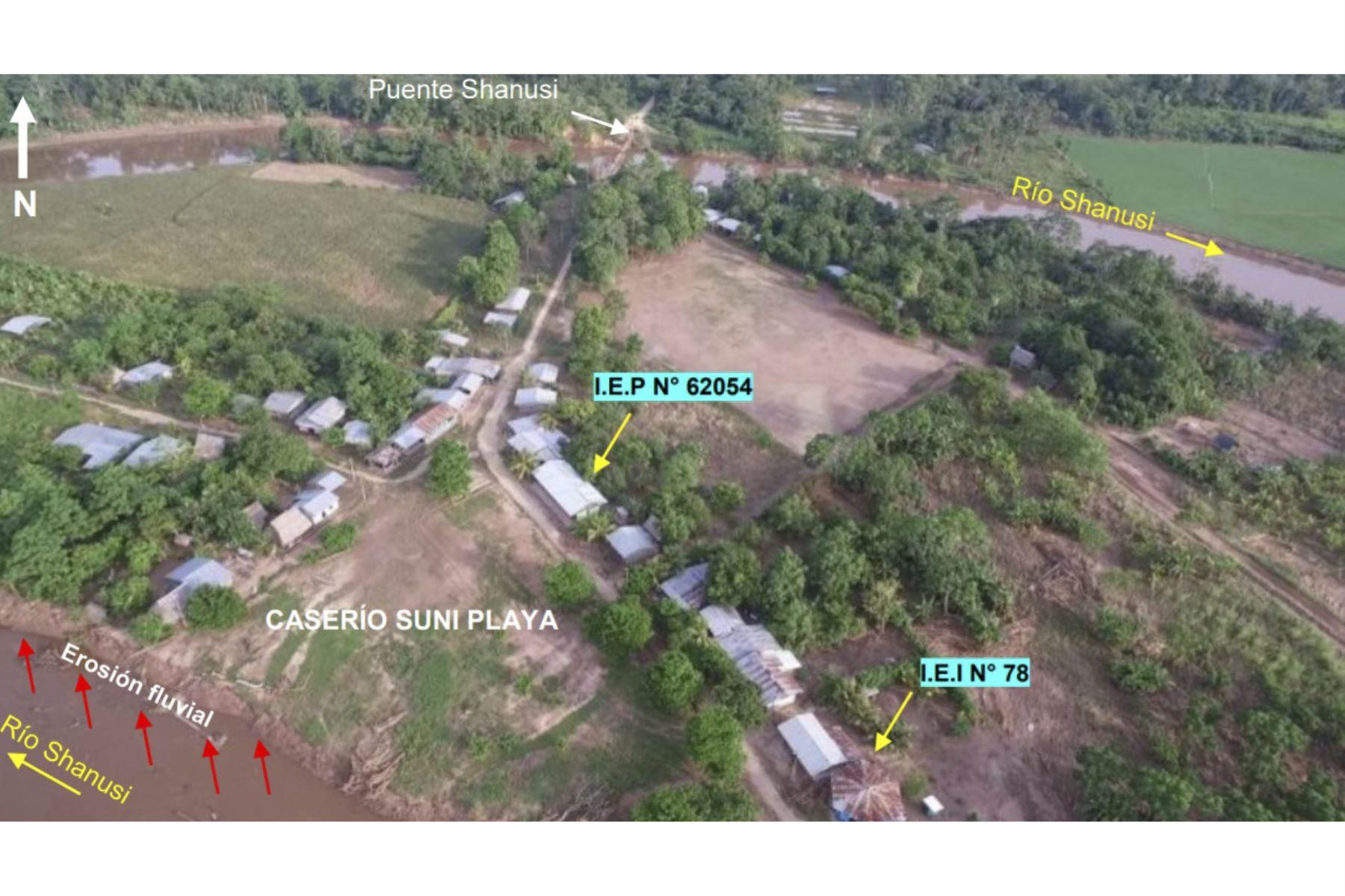 Recomiendan reubicar caserío loretano por muy alto peligro de erosión e inundación | Noticias