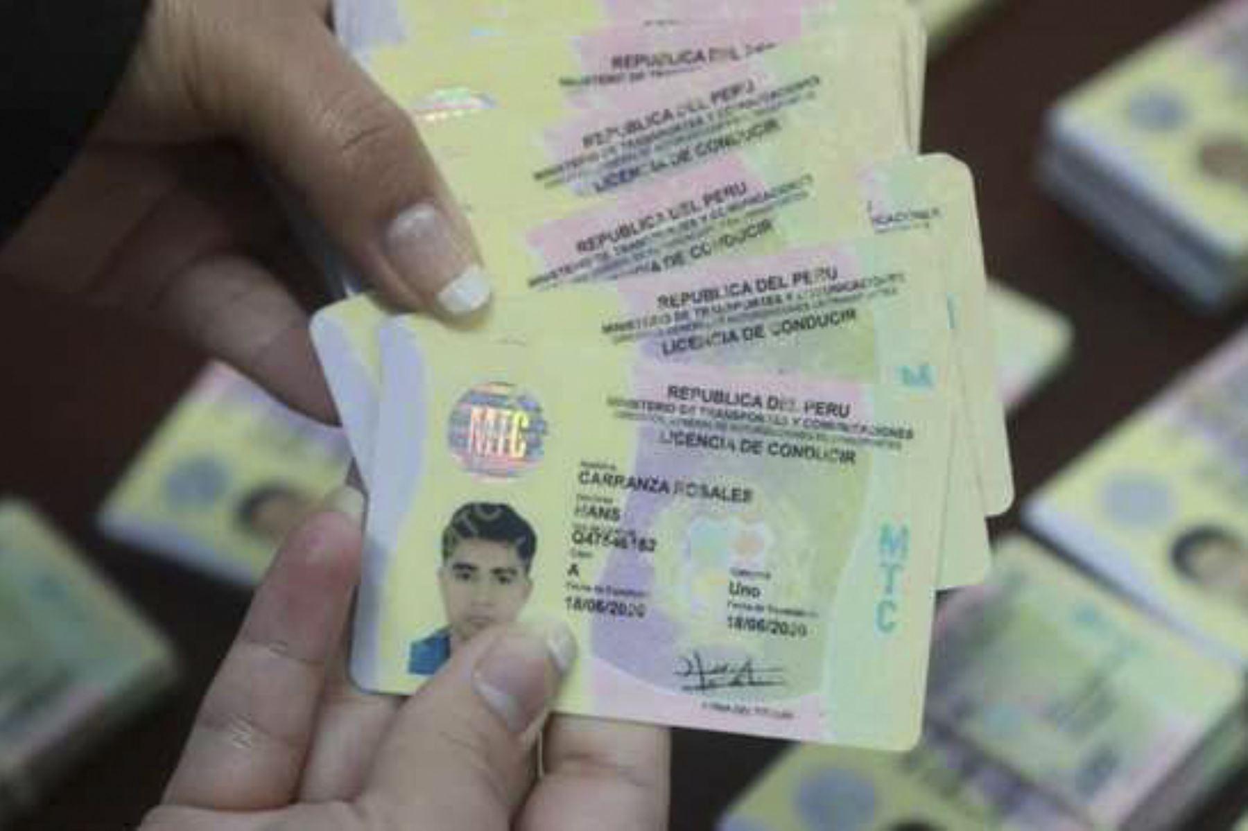 Centro de Emisión de Licencias de Conducir reabre sus puertas desde el lunes 28 | Noticias