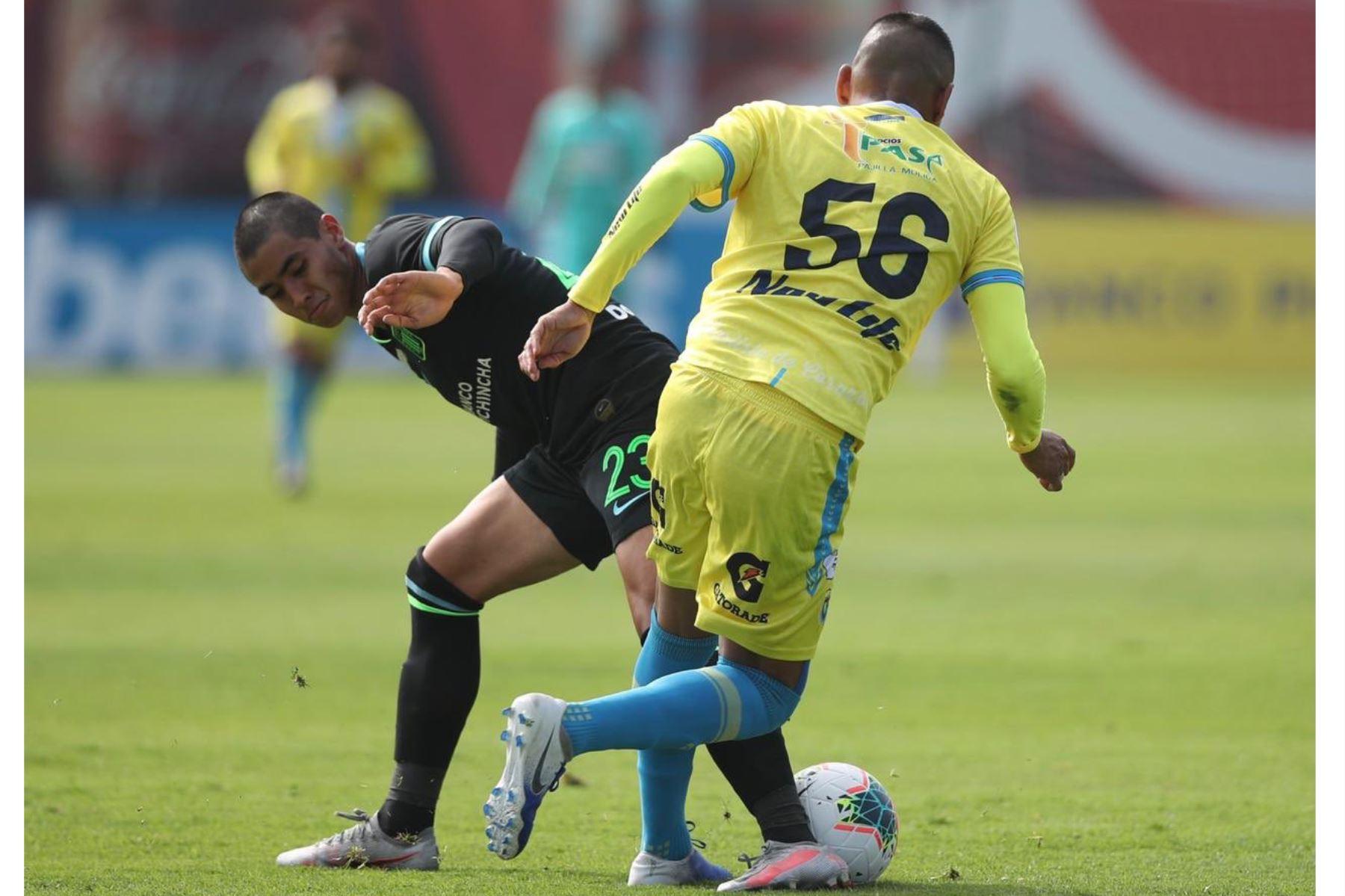 Alianza Lima  y el club Carlos Stein  se enfrentan por la fecha 14 del Torneo Apertura, en la Videna FPF.  Foto: @LigaFutProf