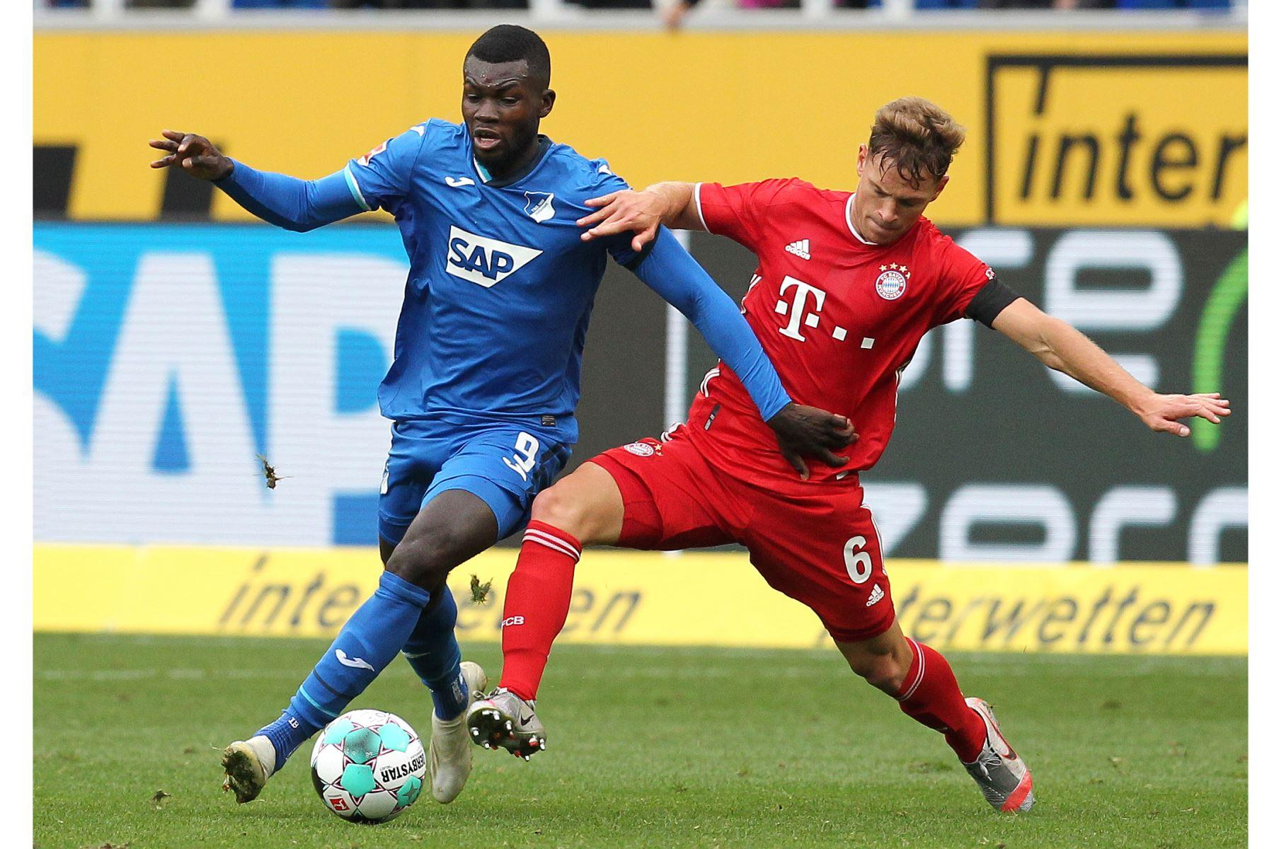 Bayern Múnich es goleado por el Hoffenheim y pone fin a casi diez meses invicto | Noticias