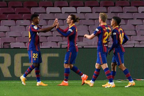 Barcelona gana 4 a 0 al  Villarreal por la tercera jornada LaLiga Española