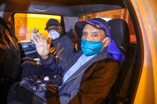 Lima: operativo nocturno rescató a personas en situación de calle. Foto: ANDINA/Difusión.