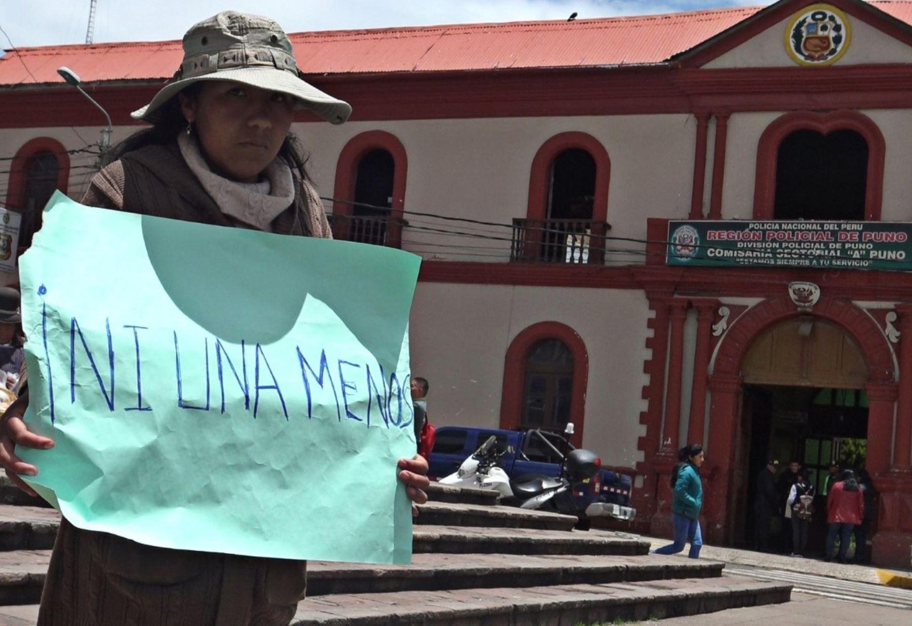Puno: Defensoría alerta por incremento de casos de violencia contra la mujer   Noticias