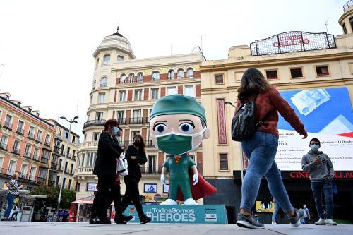 Coronavirus: Madrid amplía restricciones para frenar rebrote de la pandemia