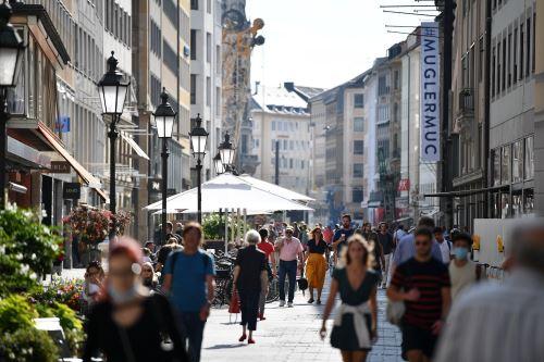 Coronavirus: autoridades alemanas preocupados ante repunte de casos