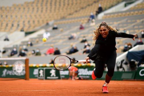 Serena Williams vence a Ahn y avanza a segunda ronda en Roland Garros
