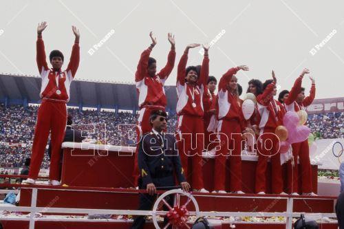 Voleibol: hoy se cumplen 32 años de la medalla de plata olímpica en Seúl 1988