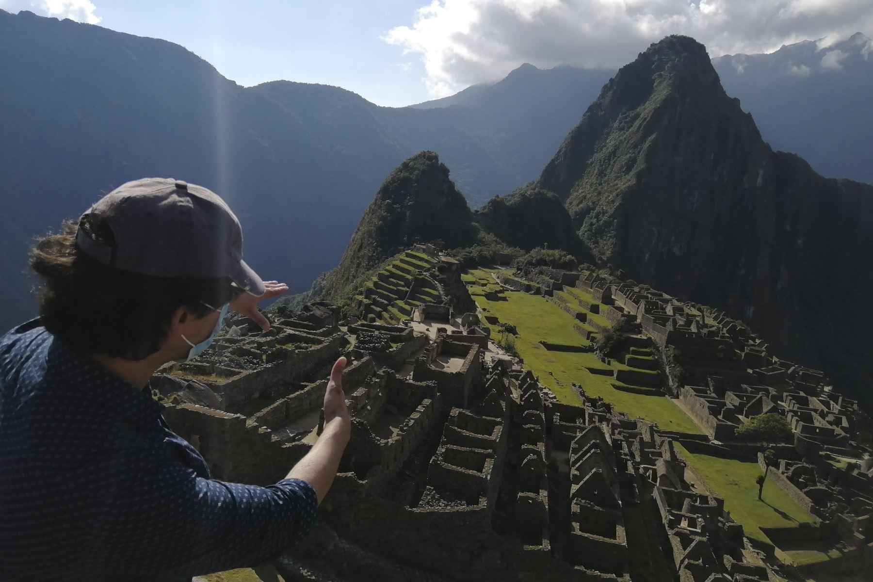 La ciudadela inca Machu Picchu fue descubierta para el mundo en 1911 por el explorador estadounidense Hiram Bingham. Foto: ANDINA/Difusión