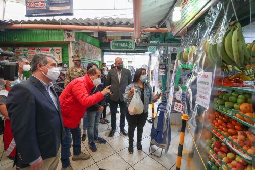 Lanzamiento del piloto de la Billetera Digital en el mercado San José de Jesús María