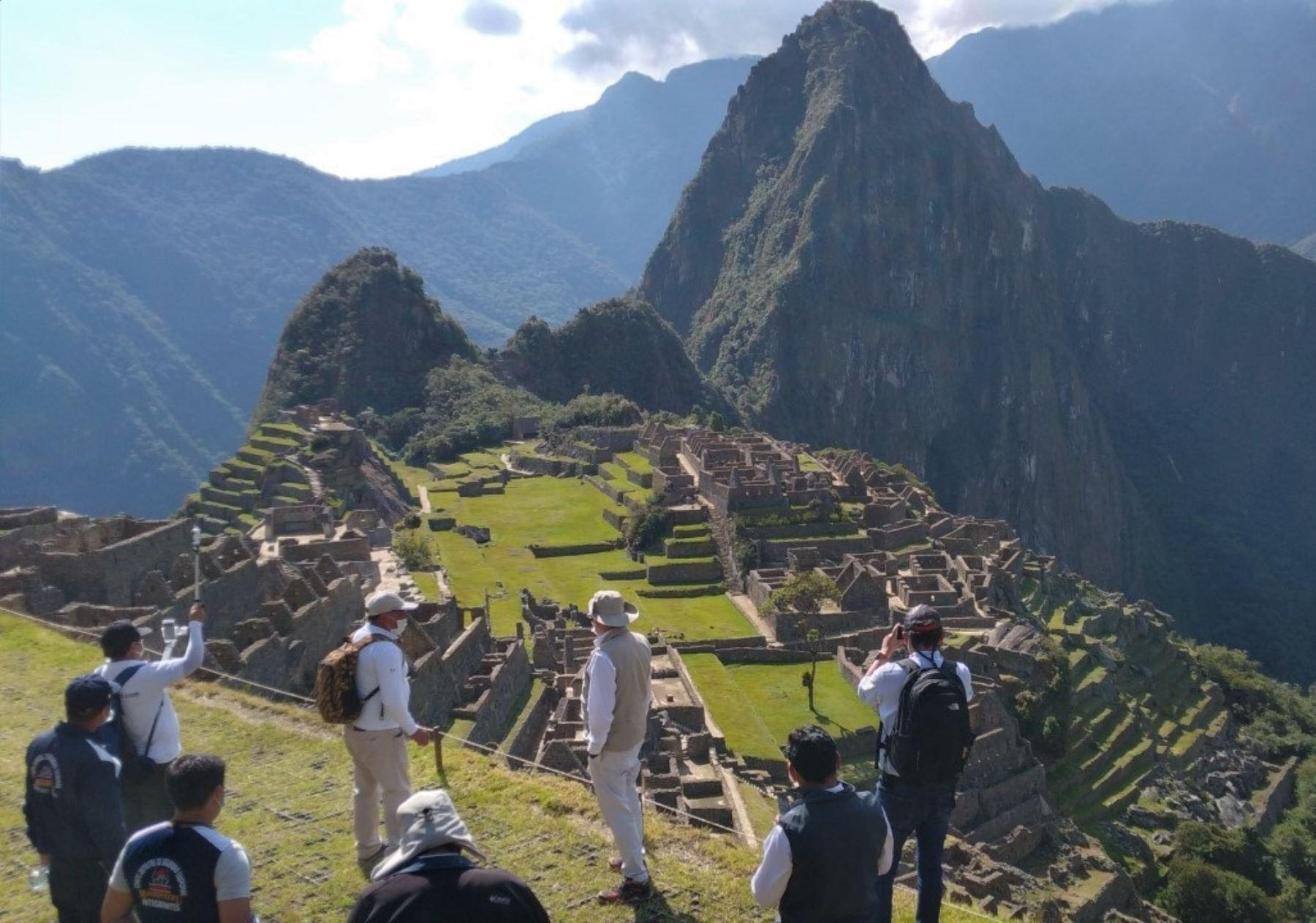 Cusco apuesta por el turismo para reactivar su economía afectada por el coronavirus tras el levantamiento de la cuarentena focalizada.