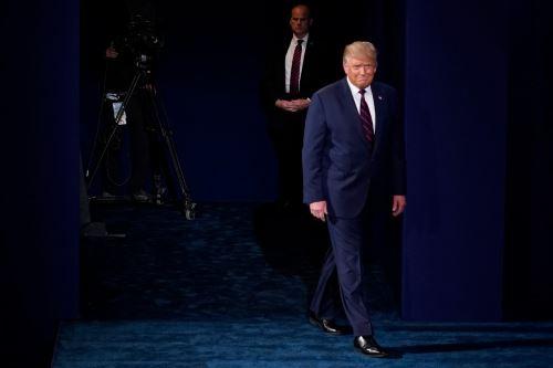 Presidente de Estados Unidos, Donald Trump. Foto: AFP