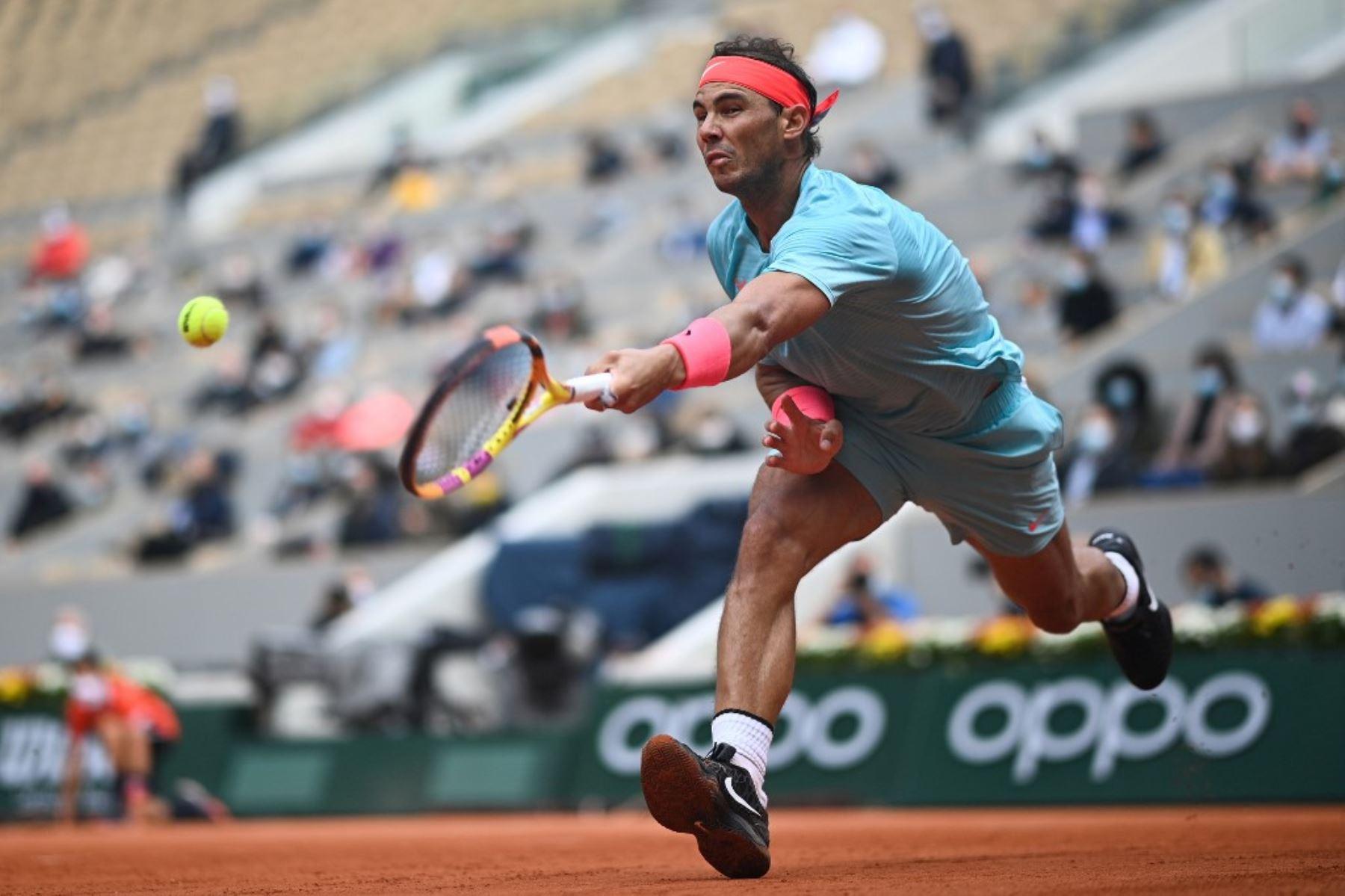 Roland Garros: Rafael Nadal accede por la vía rápida a tercera ronda | Noticias