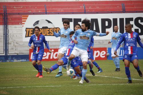 Liga 1: Sporting Cristal y Carlos Mannucci empataron 3-3 por la fecha 15 del Torneo Apertura