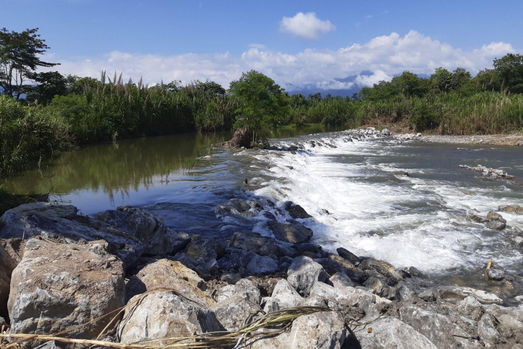 Agro Rural, unidad ejecutora del Ministerio de Agricultura y Riego finalizó la ejecución de acciones en 8 obras de infraestructura de riego correspondientes a las provincias de Rioja y Moyobamba, valorizadas en S/ 1 693 119 61. Foto: Agrorural