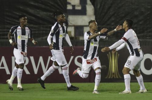 Copa Libertadores: Alianza Lima empató 2-2 con Estudiantes de Mérida en Matute