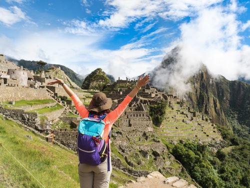 Machu Picchu. Photo: ANDINA