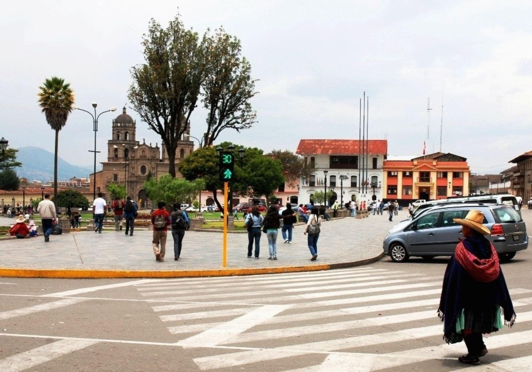 Cajamarcaa reinicia sus actividades turísticas, y espera reactivar ese importante sector.