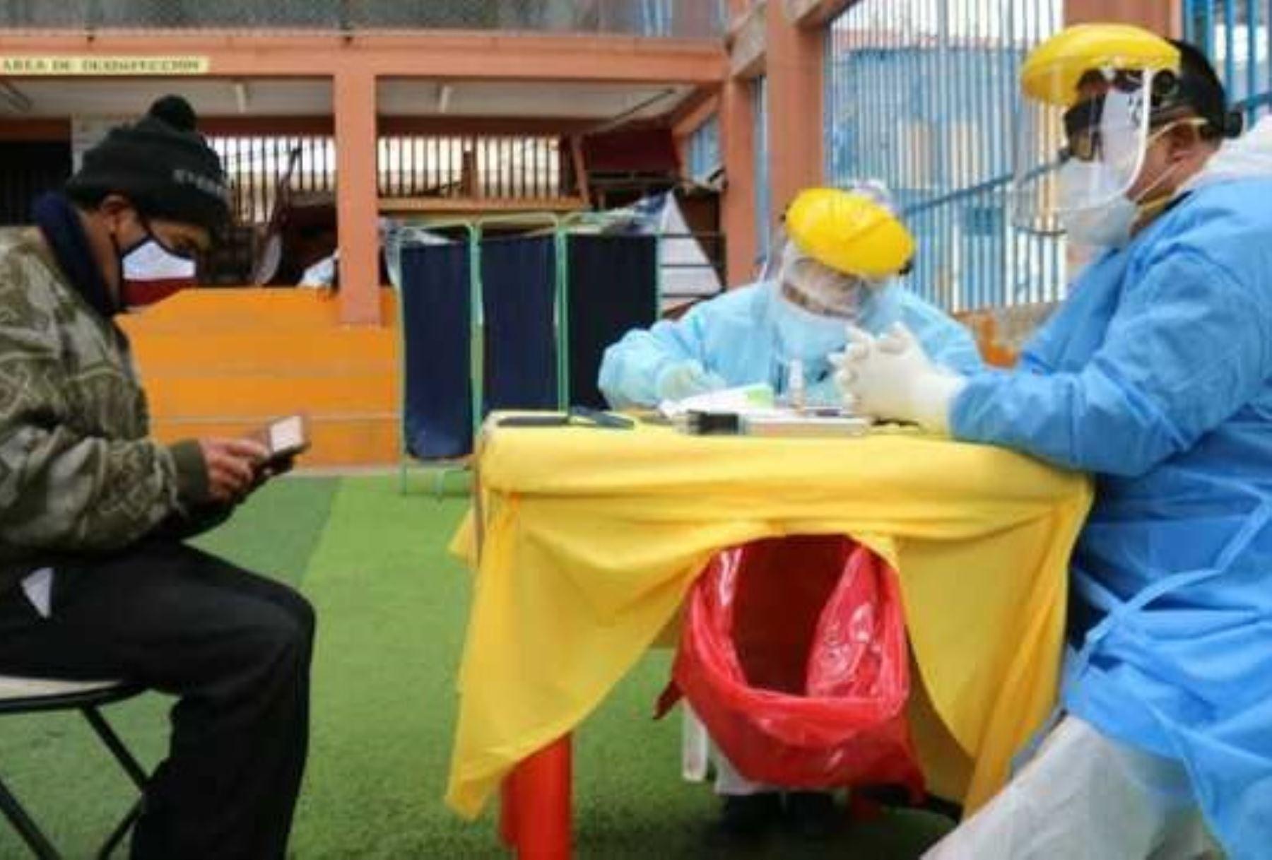 Ministerio de Salud anuncia campaña médica masiva en Cerro de Pasco para atender casos de covid-19 y otras enfermedades.