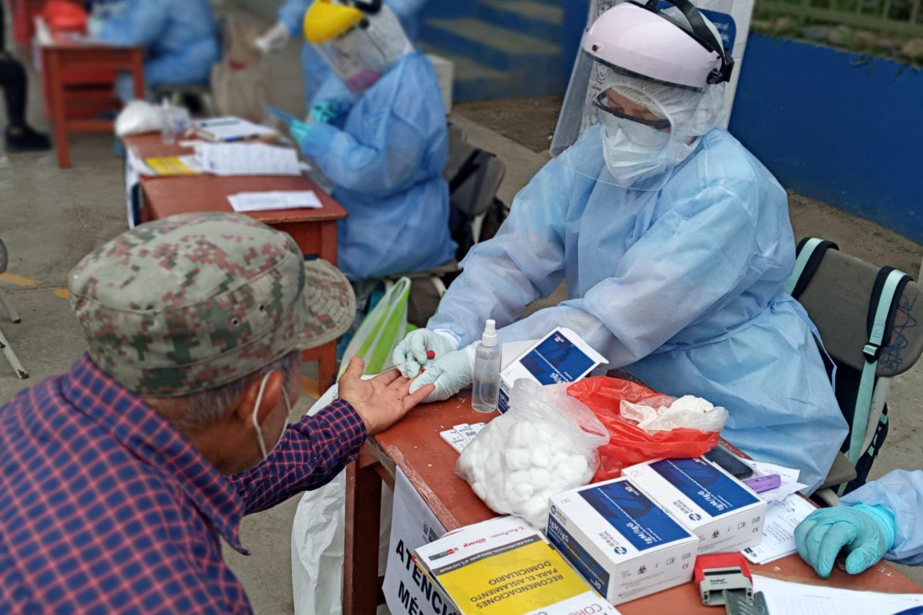 Coronavirus: casos positivos suman 865,549 y hay 5,940 hospitalizados | Noticias