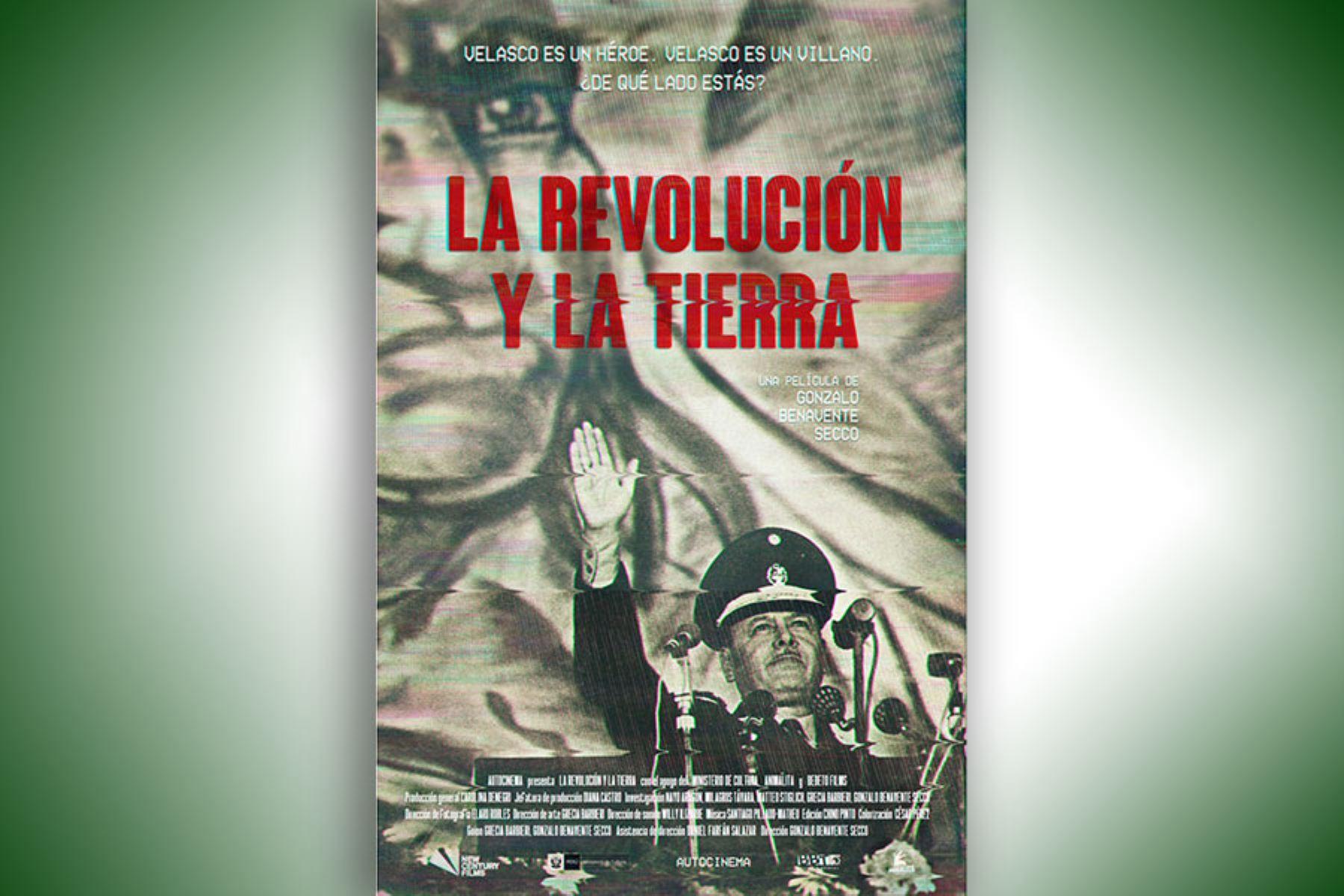 Afiche del documental