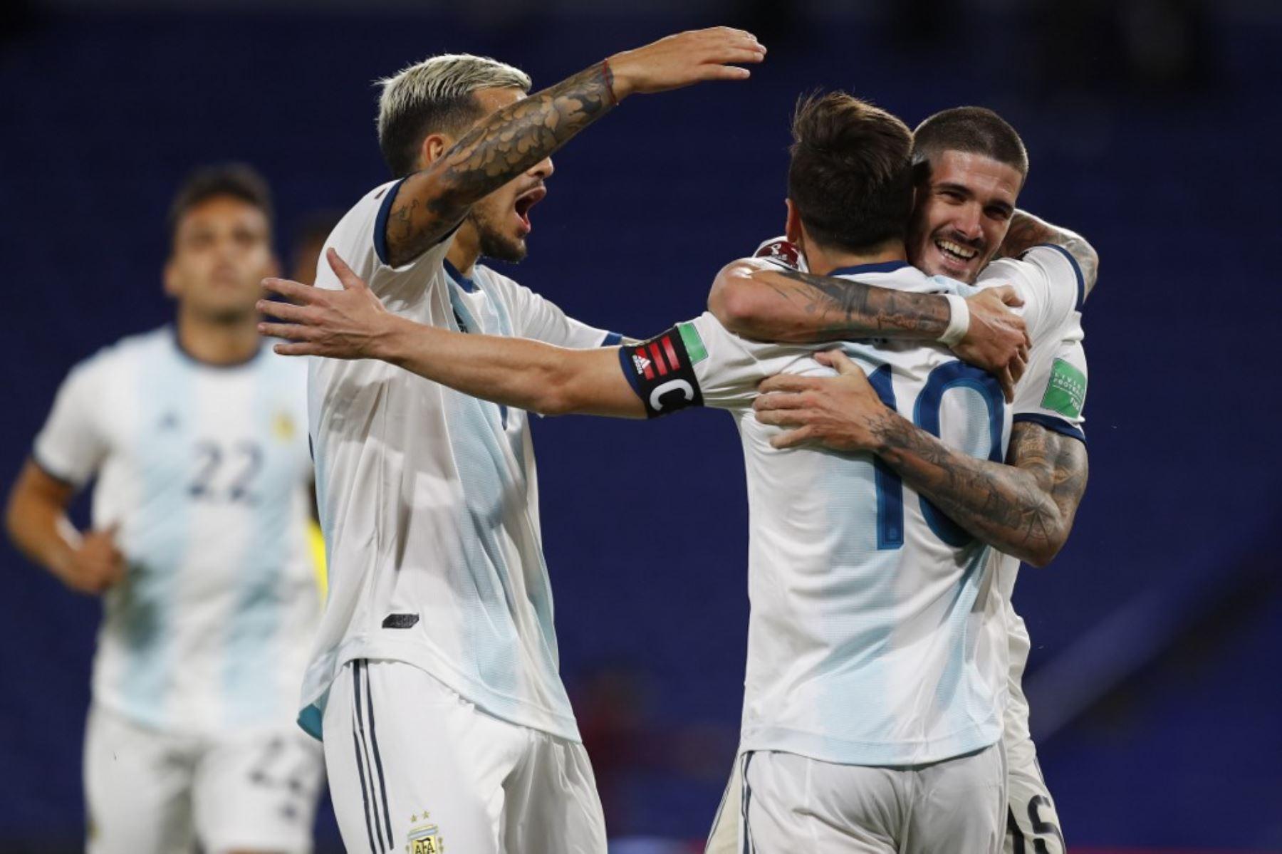 Argentina enfrenta hoy a Bolivia en La Paz