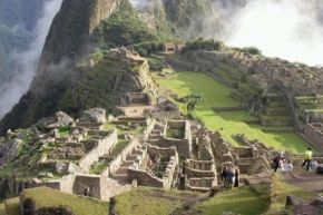 Las autoridades, empresas, organizaciones sociales y vecinos del distrito de Machu Picchu han asumido el reto de convertirlo en el primer destino turístico de carbono neutral del mundo. Foto: ANDINA/Difusión