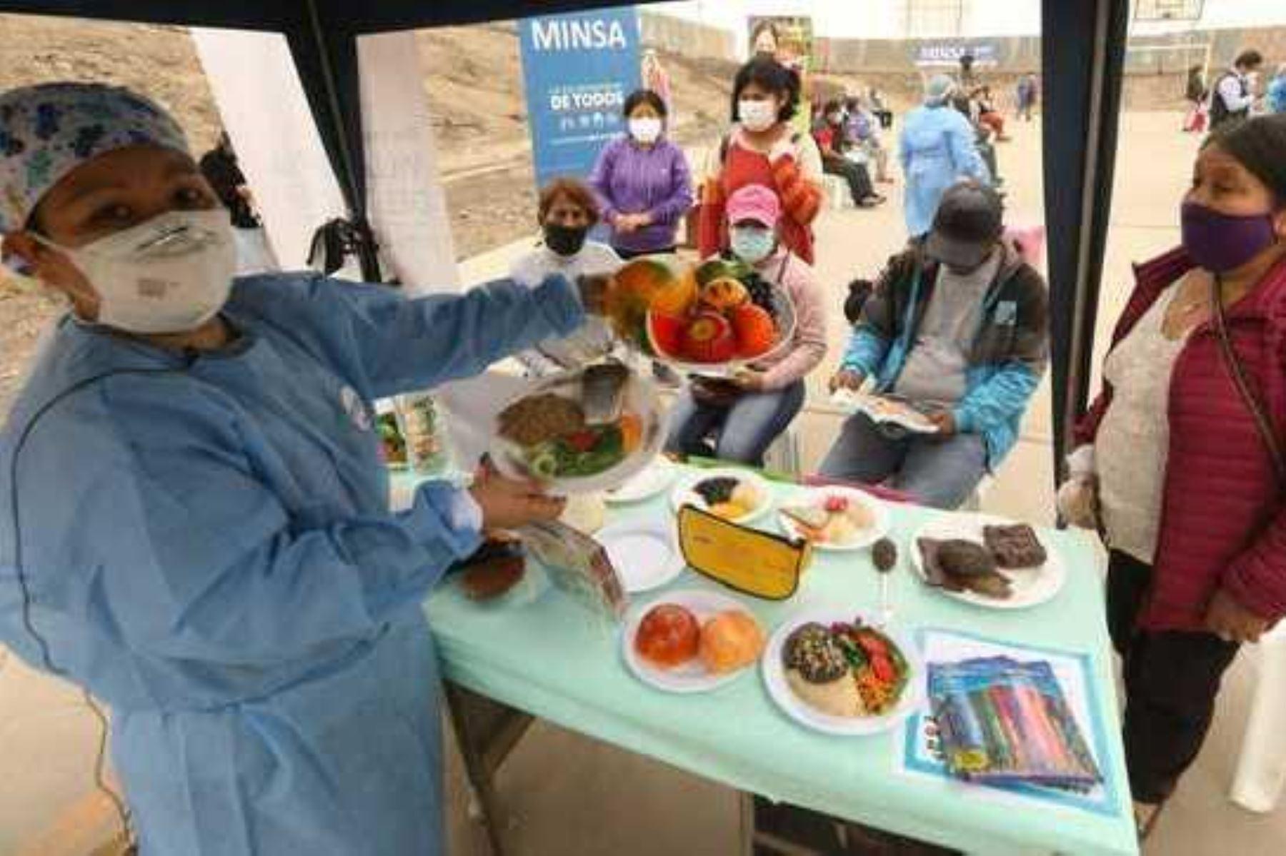 Minsa: 30% de casos de cáncer se puede prevenir con conductas y estilos de vida saludables. Foto: ANDINA/Difusión.
