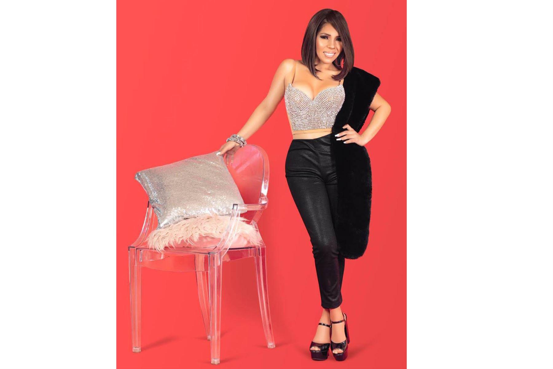 """Susan Ochoa estrena tema """"Nunca es suficiente"""" en género balada pop. ANDINA/Difusión"""