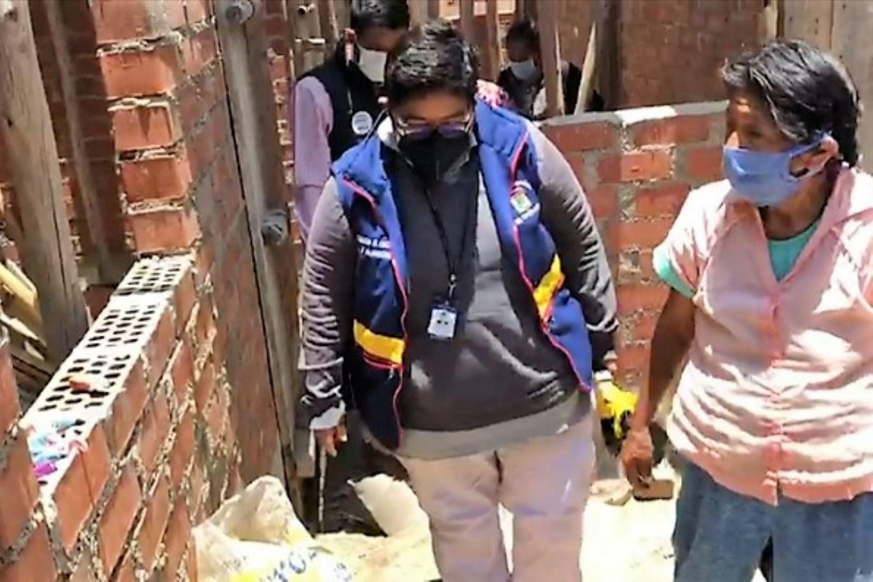 Coordinaciones del municipio provincial de Chiclayo facilitarán el acceso de familias en condición vulnerable a una vivienda propia.