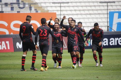 FC Melga gano 2 a 1 a Deportivo Municipal