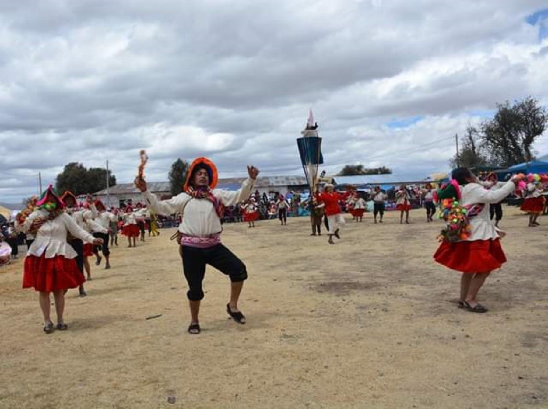 Puno: danza Llameritos de Cantería es declarada Patrimonio Cultural de la Nación | Noticias