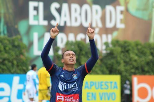 Liga 1: César Vallejo derrota 3 - 2 a Deportivo Llacuabamba por la fecha 19