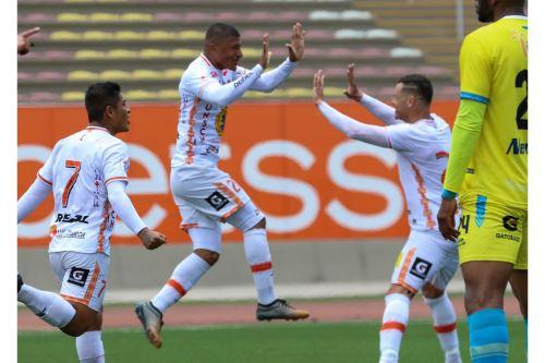 Ayacucho FC vence 3 - 0 a Carlos Stein por la fecha 19 de la Liga 1