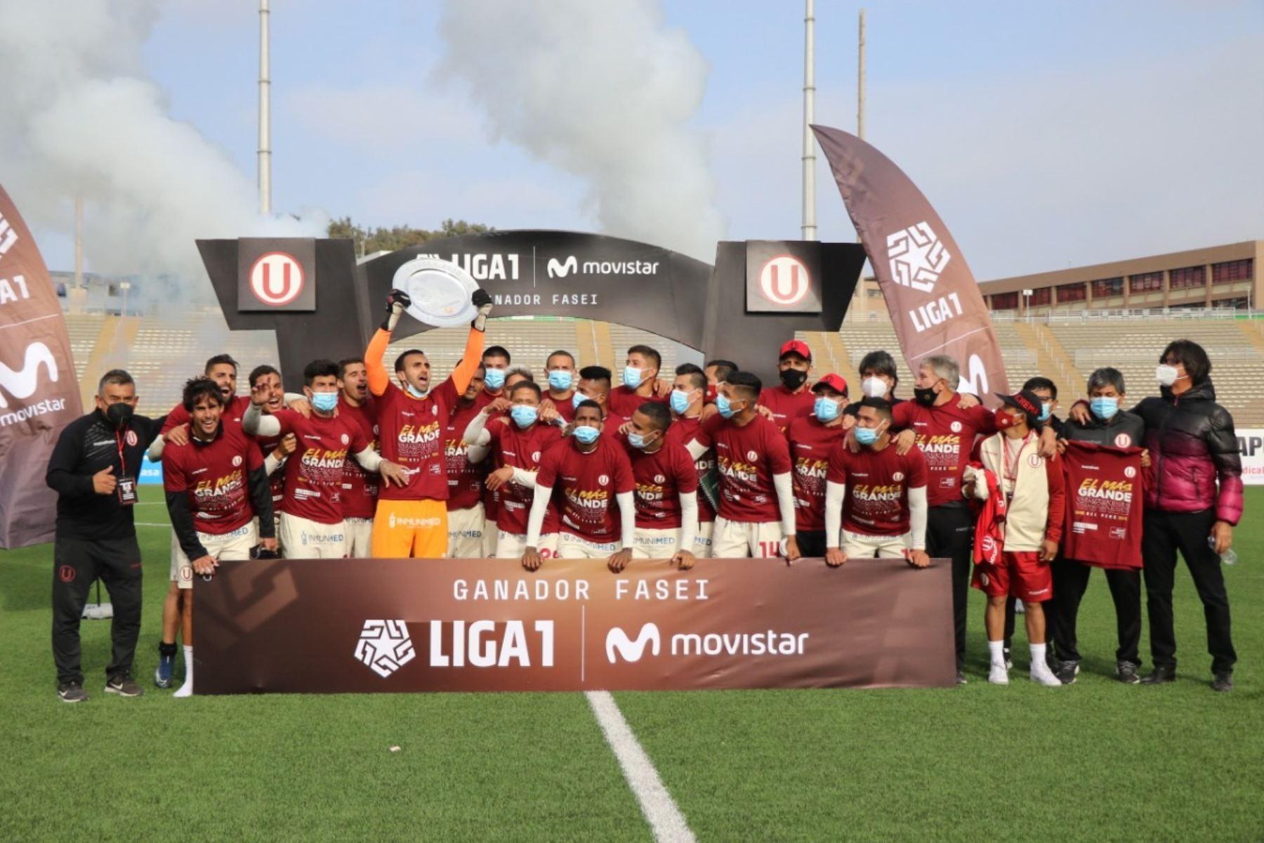 ¡Ganador oficial del Apertura! Universitario derrota 3 a 2 a Cusco FC   Noticias
