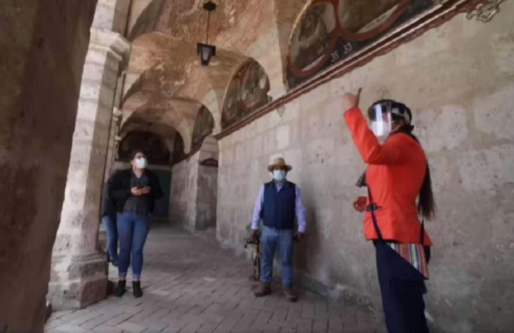 Santa Catalina: el ícono turístico de Arequipa ofrece varias opciones para el viajero