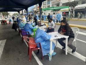 La Libertad ya no reporta más víctimas por covid-19 en las útlimas 24 horas. ANDINA/Difusión