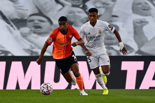 Shakhtar Donetsk vence 3 - 2 al Real Madrid por la Champions League
