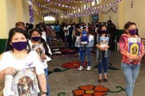 Presidente Vizcarra: iglesias abrirán en noviembre con un tercio de su capacidad. Foto: ANDINA/Difusión.