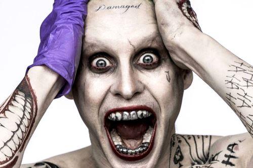 """Leto, que interpretó al Joker en la cinta """"Suicide Squad"""" (2016), ya está involucrado en el rodaje de escenas adicionales de la nueva """"Justice League"""" que está llevando a cabo Snyder. Foto: Internet"""