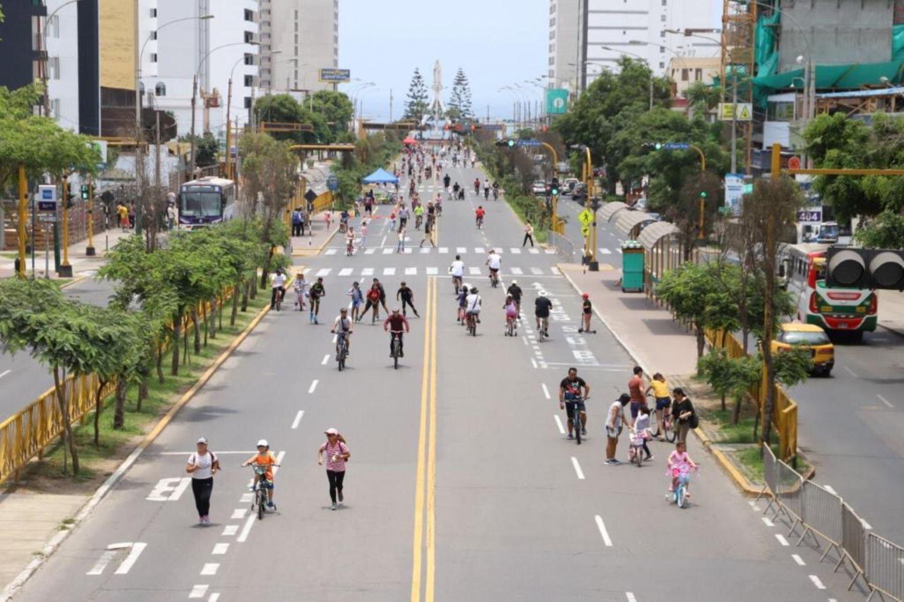 Vecinos y público en general podrán utilizar este espacio amplio y abierto con total seguridad para manejar bicicleta, correr, trotar o caminar. Foto: Cortesía