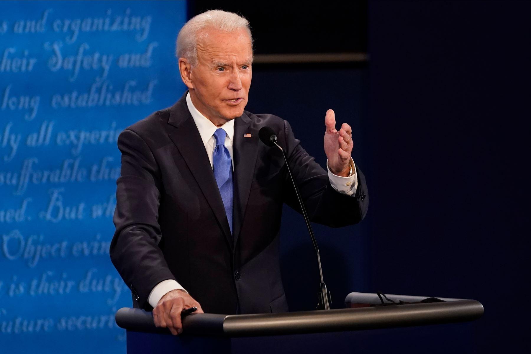 Claves para el último debate entre Biden y Trump