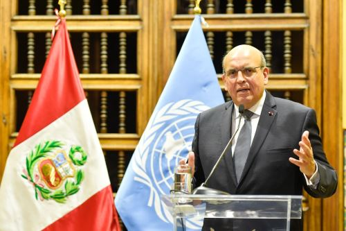 Photo: Twitter/Ministry of Foreign Affairs of Peru