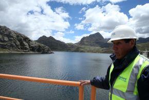 El Minam sostiene que se necesita una mirada transversal del recurso hídrico porque hoy es un elemento clave para el consumo humano, la prevención contra el covid-19, los procesos productivos y la sostenibilidad ambiental del Perú. Foto: ANDINA/Sedapal