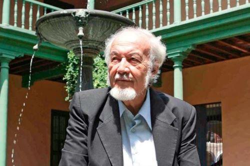 Ministerio de Cultura lamenta fallecimiento de cineasta Federico García Foto: archivo